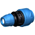 Georg Fischer Straight PVC Pipe Fitting, 25mm