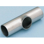 RS PRO Stainless Steel Solder Fitting Pulled Tee, 38.1mm OD