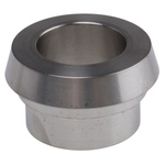RS PRO Stainless Steel Solder Fitting Straight, 19mm OD