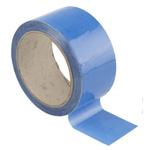 RS PRO Blue Vinyl Pipe Marking Tape, Dim. W 50mm x L 33m