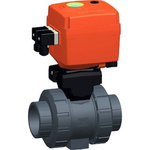 Georg Fischer Motorised & Actuated Valve 230 V, 25.4mm Pipe Size, 199127405