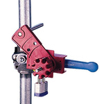 Brady Nylon, Stainless Steel Safety Lockout- Red