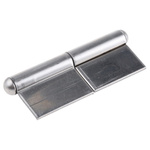 Pinet Stainless Steel Butt Hinge, 60mm x 40mm x 1.5mm