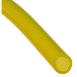 Saint Gobain Fluid Transfer Tygon® F-4040-A Transparent Yellow Process Tubing, 6.4mm Bore Size , 15m Long , No