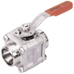 RS PRO Manual Ball Valve Carbon Steel