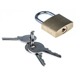 Padlock For Use With MCB Lock Devices, Rotary Isolator Switches