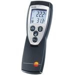 Testo 922 K Input Wireless Digital Thermometer, for HVAC Use With RS Calibration