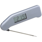 Instruments Direct 231-207 K Input Wireless Digital Thermometer, for Food Industry Use With RS Calibration