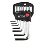 Wiha Tools 7 pieces Hex Key Set,  L Shape 1.5mm