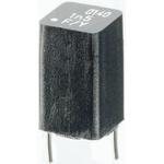 RS PRO Polystyrene Capacitor 1.5nF 63V dc ±1% Tolerance Through Hole 7.5mm diameter