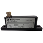 Europower Controls Snubber Capacitor 440V dc 1-way Panel Mount ECLRC440 Series