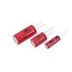 Wurth Elektronik 25F Supercapacitor EDLC -10 → +30% Tolerance, WCAP-STSC 2.7V dc, Through Hole