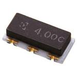 PBRV6.00MR50Y000, Ceramic Resonator, 6MHz 15pF, 3-Pin SMD, 4.5 x 2 x 1.2mm