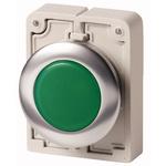 Eaton Green Pilot Light, 30mm Cutout M30 Series