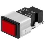 EAO Pilot Light, 21.2 x 29.2mm Cutout 02 Series