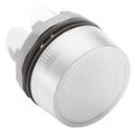 ABB Clear Pilot Light Head, 22mm Cutout ABB Modular Series