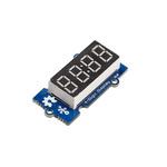 104030003 Seeed Studio 4 Digit Alphanumeric LED Display, Red
