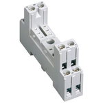 Relay Socket for use with CR-P Series PCB Relays