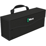Wera 2go Plastic Tool Box, 330 x 100 x 145mm