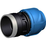 Georg Fischer Straight PVC Pipe Fitting, 20mm