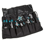 Phoenix Contact 18 Piece Electricians Tool Kit with Roll, VDE Approved