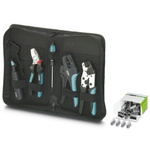 Phoenix Contact 6 Piece Crimping Tool Kit with Case