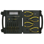 Bernstein 20 Piece ESD Tool Kit with Case, VDE Approved
