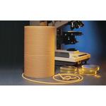 Saint Gobain Fluid Transfer Versilon™ GA Flexible Tube, Opaque Brown, 8mm External Diameter, 50m Long, 18mm Bend