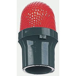 Georg Fischer Socket PVC Pipe Fitting, 1/2in