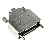 Harting D-sub Metal D-sub Connector Backshell, 15 Way
