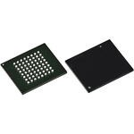 Cypress Semiconductor 64Mbit CFI Flash Memory 48-Pin FPBGA, S29GL064N90BFI040