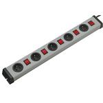 Bodo Ehmann 1.5m 5 Socket Type E - French Extension Lead, 250 V