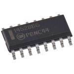 ON Semiconductor MC14528BDG, Dual Monostable Multivibrator, 16-Pin SOIC