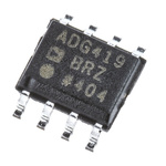 Analog Devices ADG419BRZ Analogue Switch Single SPDT 12 V, 8-Pin SOIC