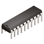 Texas Instruments CD74HCT688E, 8-Bit, Identity Comparator, Inverting, 20-Pin PDIP