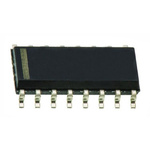 Texas Instruments CD74HCT85M, 4-Bit, Magnitude Comparator, Non-Inverting, 16-Pin SOIC