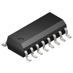 Maxim Integrated DS1321S+, SRAM controller, 6V, 20ns, 16-Pin SOIC