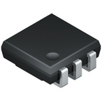 Maxim DS2401P+, Silicon Serial Number 48bit Surface Mount, 2.8 → 6 V, 6-Pin TSOC