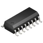 ON Semiconductor MC14528BDR2G, Dual Monostable Multivibrator 2.4mA, 16-Pin SOIC