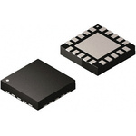 Texas Instruments BQ24707RGRT, Battery Charge Controller IC, 4.5 to 24 V, 8.128A 20-Pin, VQFN