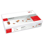 Wurth Elektronik WE-SD Rod Core Inductor Inductor Kit, 110 pieces