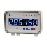 Simex SLIK-638, 6 Digit, LED, Counter, 90Hz, 24 V ac
