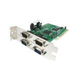 Startech 4 Port PCI RS232 Serial Board