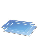 Phoenix Contact Protective Film For Use With HMI 10.4 in Display HMI