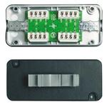 Telegartner Cat7 1 Port Connector Module, STP, UTP Shielding