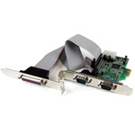 Startech 2 Port PCIe LPT, RS232 Serial Board