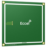Eccel Technology Ltd RFID-ANT1356-80x80-800 v1 Antenna (13.56 MHz ) 4-Pin JST Connector