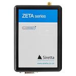 Siretta GSM & GPRS Modem ZETA-N-LTE(EU), 1800 (GSM, GPRS) MHz, 900 (GSM, GPRS) MHz, RJ12, RS232, SIM Card, SMA Antenna