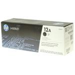 Hewlett Packard Q2612A Black Toner Cartridge HP Compatible