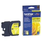 Brother LC1100Y Yellow Ink Cartridge